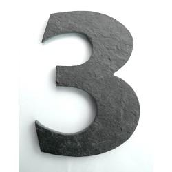 Domové číslo popisné Bridlica - č.3