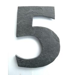 Domové číslo popisné Bridlica - č.5