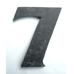 Domové číslo popisné Bridlica - č.7