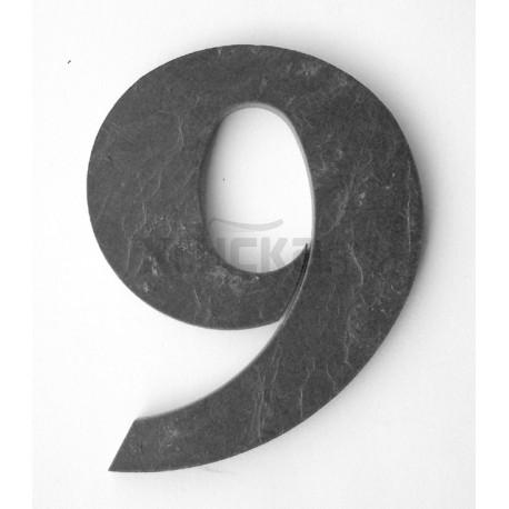 Domové číslo popisné Bridlica - č.9