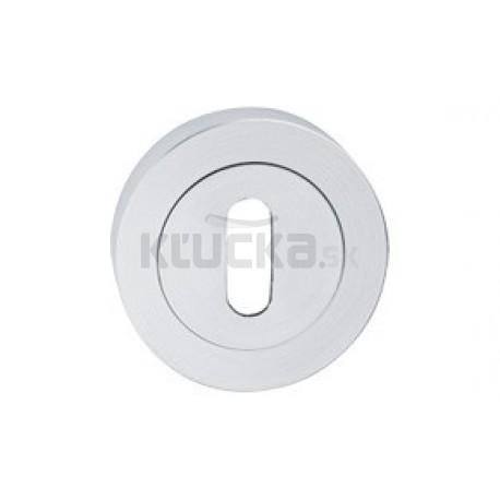 Štít dolný nikel kartáčovaný kľúč