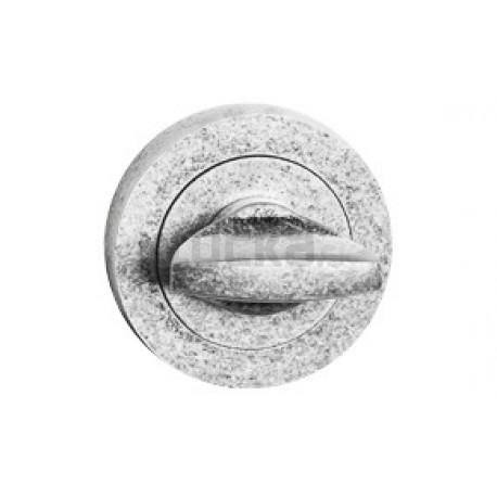 Štít dolný na WC antický nikel