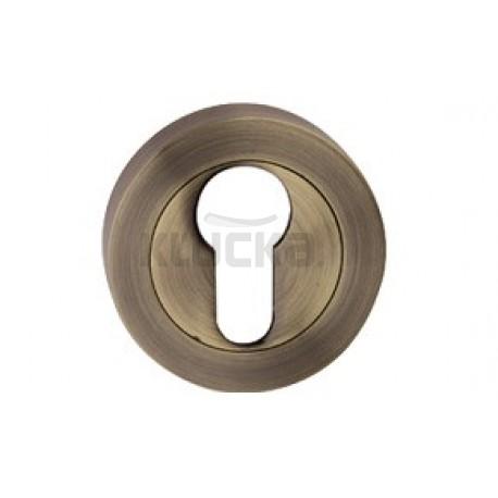Štít dolný na vložku bronz