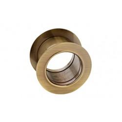 Ventilačný prieduch bronz okrúhly