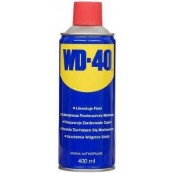 WD-40 400ml multifunkčný spray