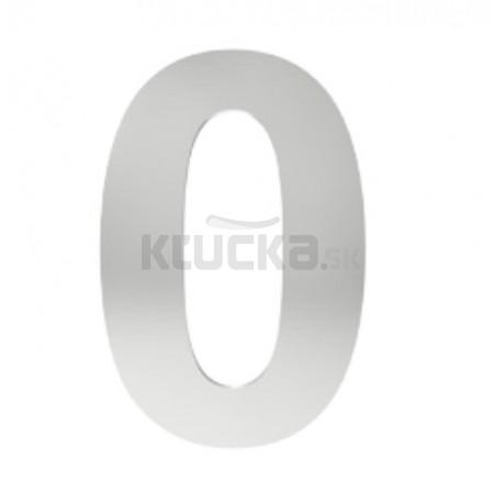 """číslo """"0"""" 155mm nerez"""