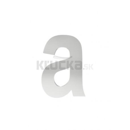 """písmeno """"a"""" 155mm nerez"""