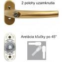 Univerzálna klučka na okno s uzamykaním RHW009