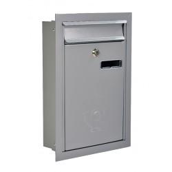poštová schránka TECH s rámikom