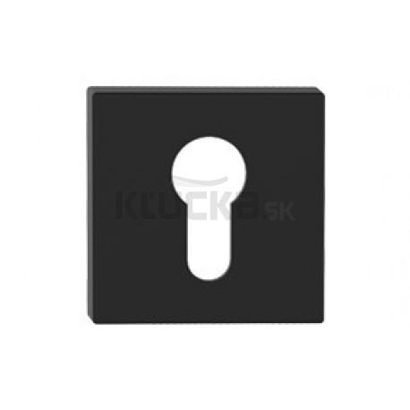 Dolný štít na vložku čierny