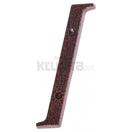 Lomítko medený antik 120mm