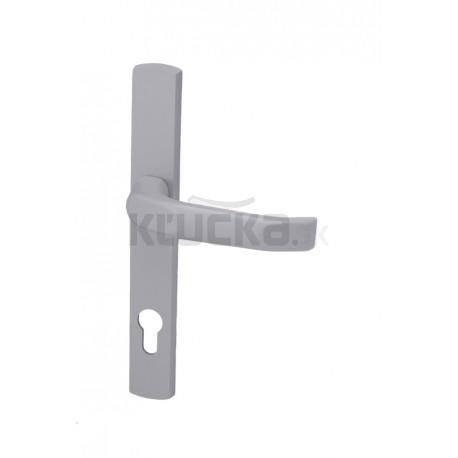 DIANA P kľučka na plastové dvere