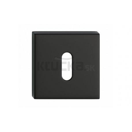 Dolný štít na kľúč čierny Q SZQCZK
