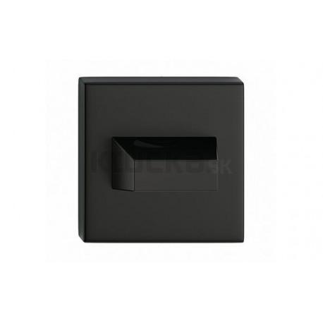 Dolný štít na WC čierny SZQCZW
