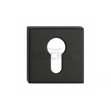 Dolný štít na vložku- Čierny matný