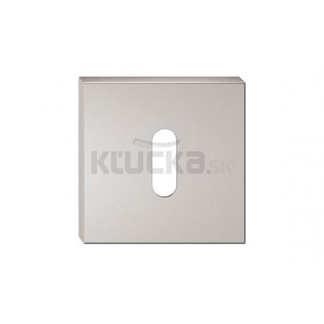 Dolný štít na kľúč CORONA Š- Chróm brúsený matný