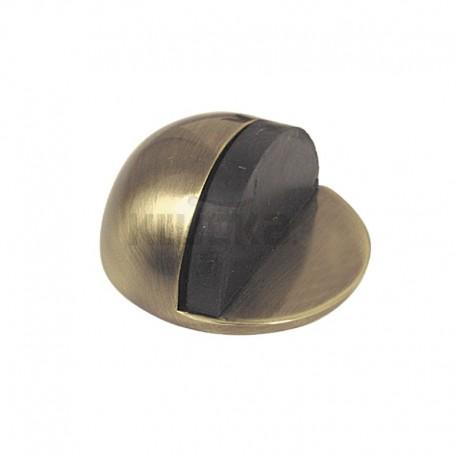 dverová zarážka na prilepenie - bronz