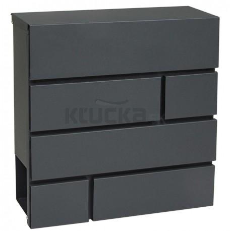 BK932 AM poštová schránka