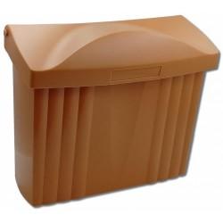 PH ležatá poštová schránka terakota