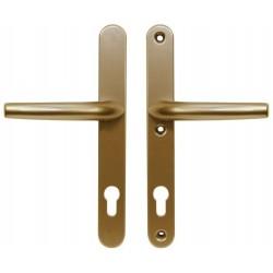 RHD02 kľučka pre plastové dvere F4