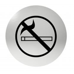 Označenie dverí samolepiace - zákaz fajčenia