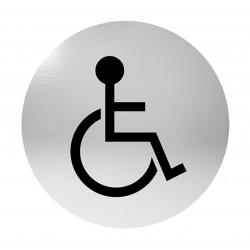 Označenie dverí samolepiace - pre invalidov
