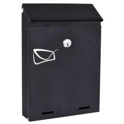 ODVIN poštová schránka čierna