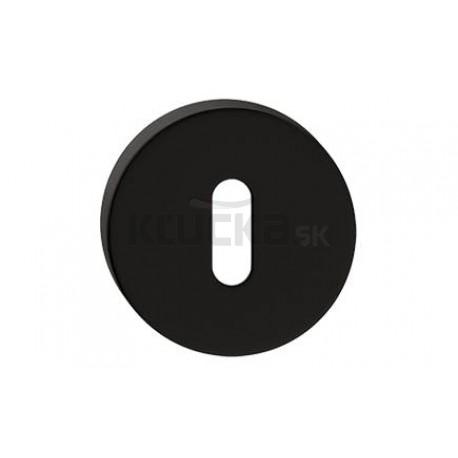 Štít dolny na kľúč čierny SZOCK