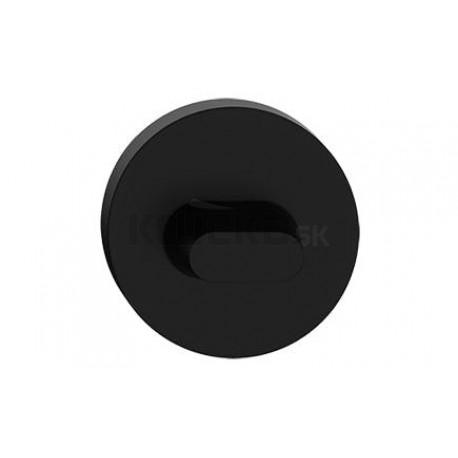 Štít dolný na WC čierny SZOCW