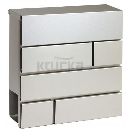 BK932 N nerezová schránka