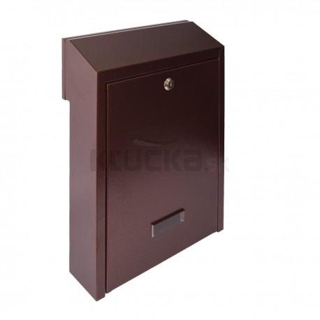 W3 poštová schránka