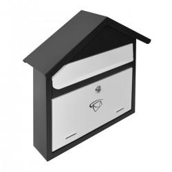 BW11 schránka domová Black & White