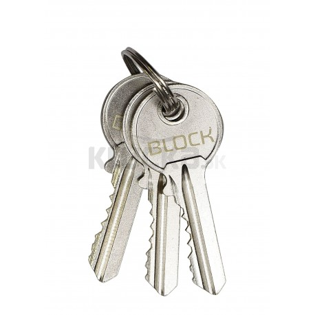 kľúč RV BLOCK 70