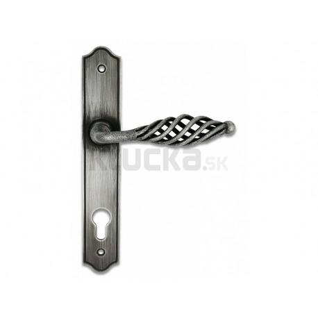 EVELÍNA kľučka 90mm kľúč