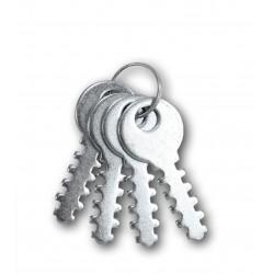 kľúč RV 45