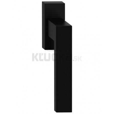 TOPAZ kľučka okenná čierna KOTCZ