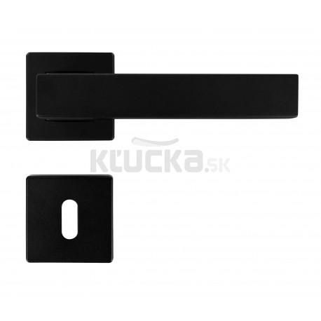 K01 PZ kľučka na dvere čierna