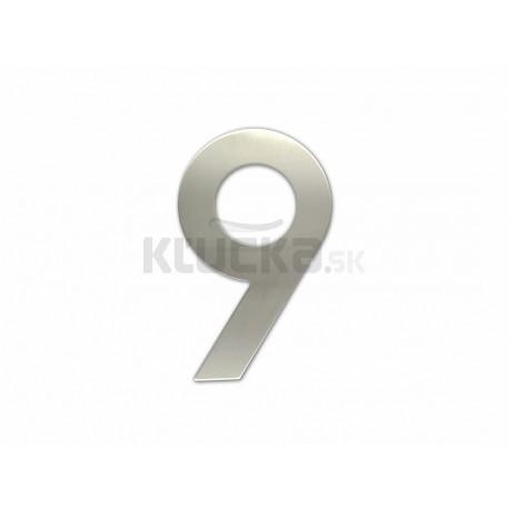 """Číslica """"8"""" fasádna 150mm NEREZ S"""