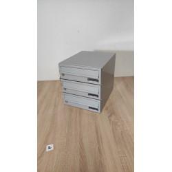 M30 modulová schránka RAL9006