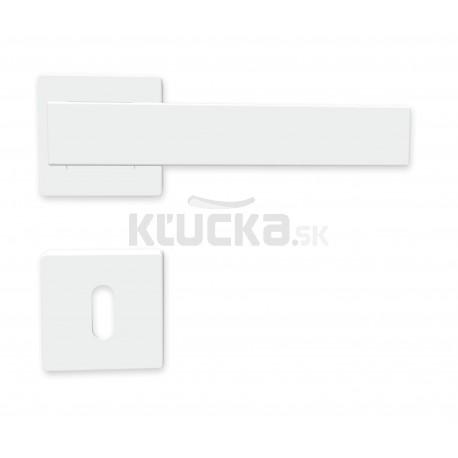K01 BB kľučka na dvere biela