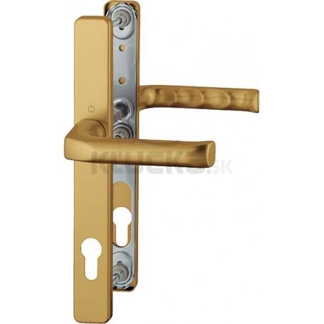 Hoppe LONDON 30mm kľučka F4 bronz