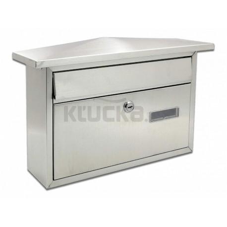 KT01 poštová schránka nerez