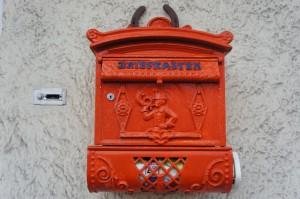 Poštové schránky nielen na listy